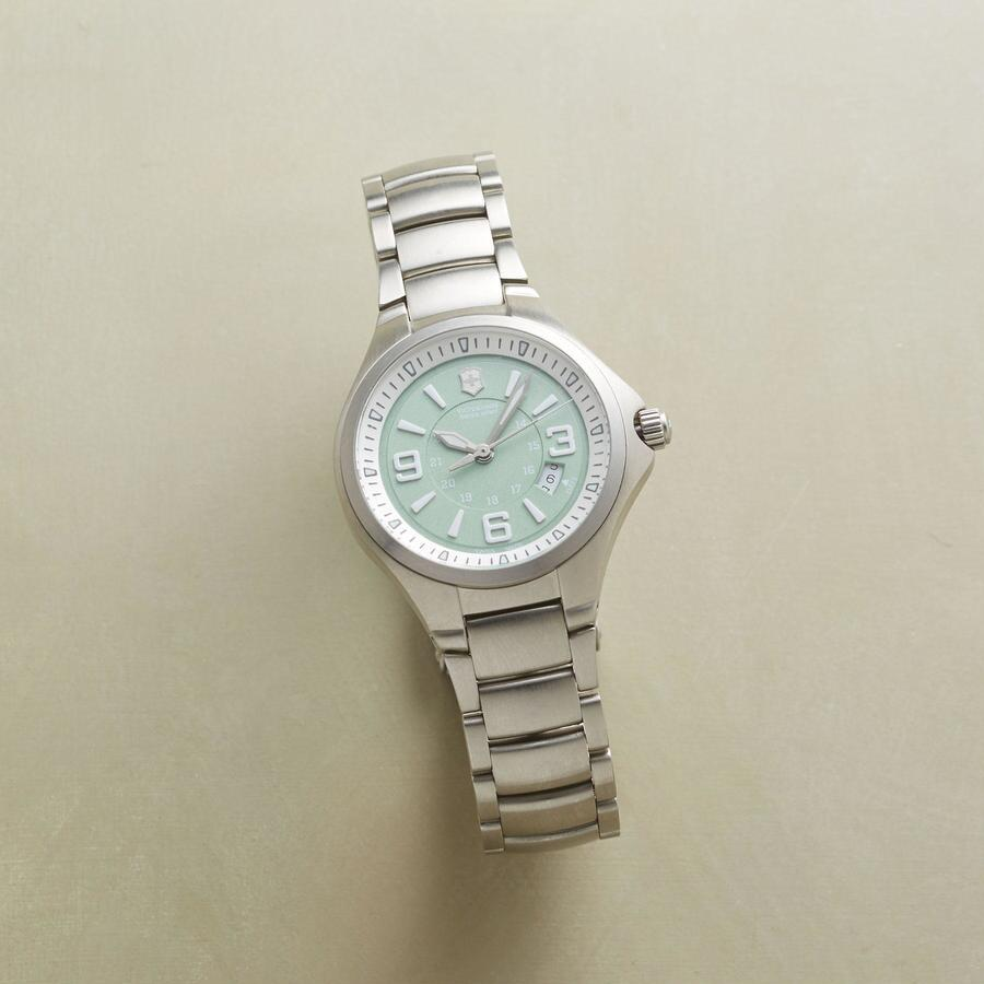 VERDé SWISS ARMY WATCH