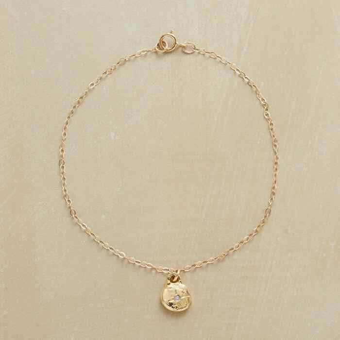 GOLD-FILLED LITTLE BIT BRACELET