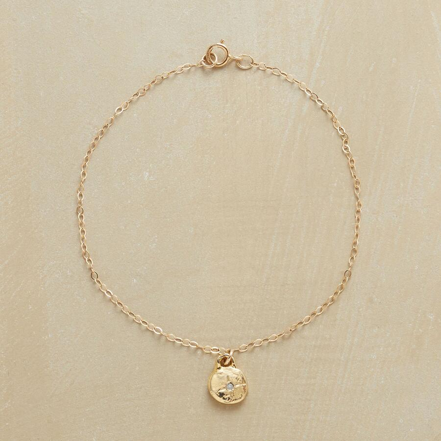 GOLD LITTLE BIT BRACELET