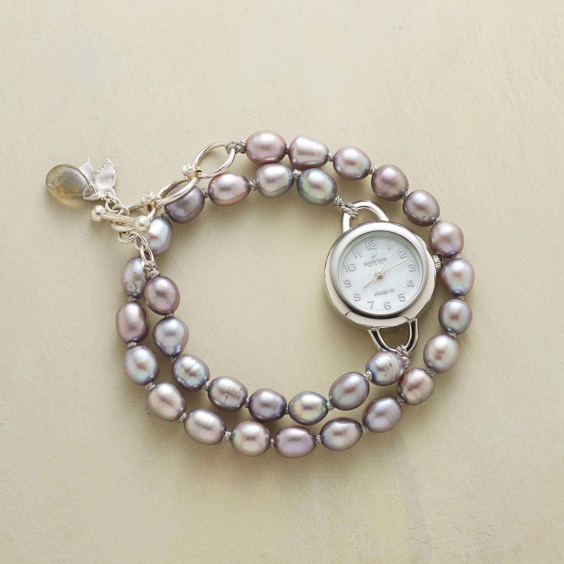 PEARL WRAP WATCH: View 1