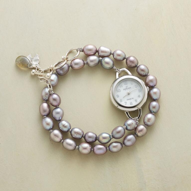PEARL WRAP WATCH