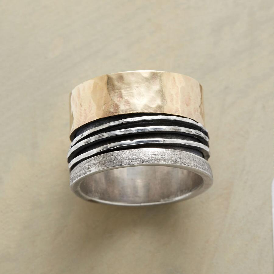 LAYER UPON LAYER RING