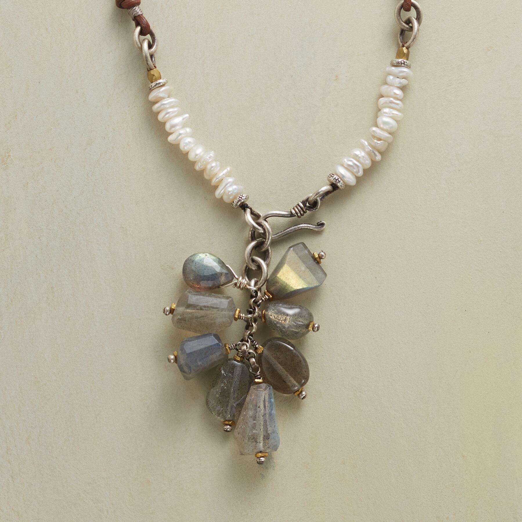 INCANDESCENCE NECKLACE: View 1