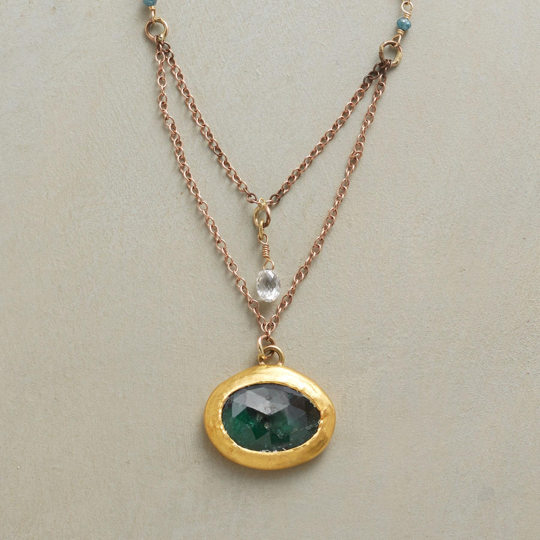 GRAND ELEGANCE NECKLACE: View 1