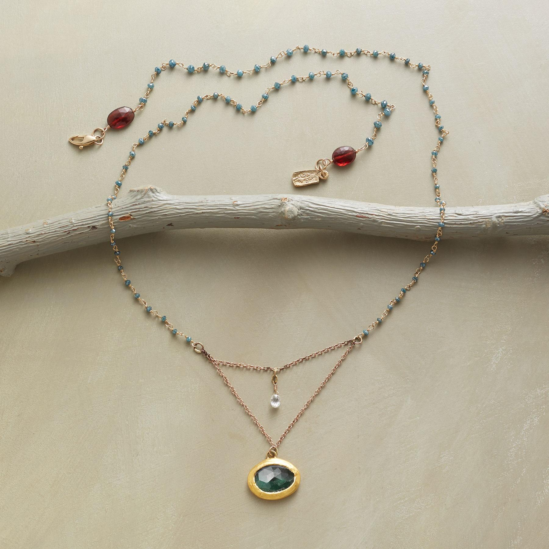 GRAND ELEGANCE NECKLACE: View 2
