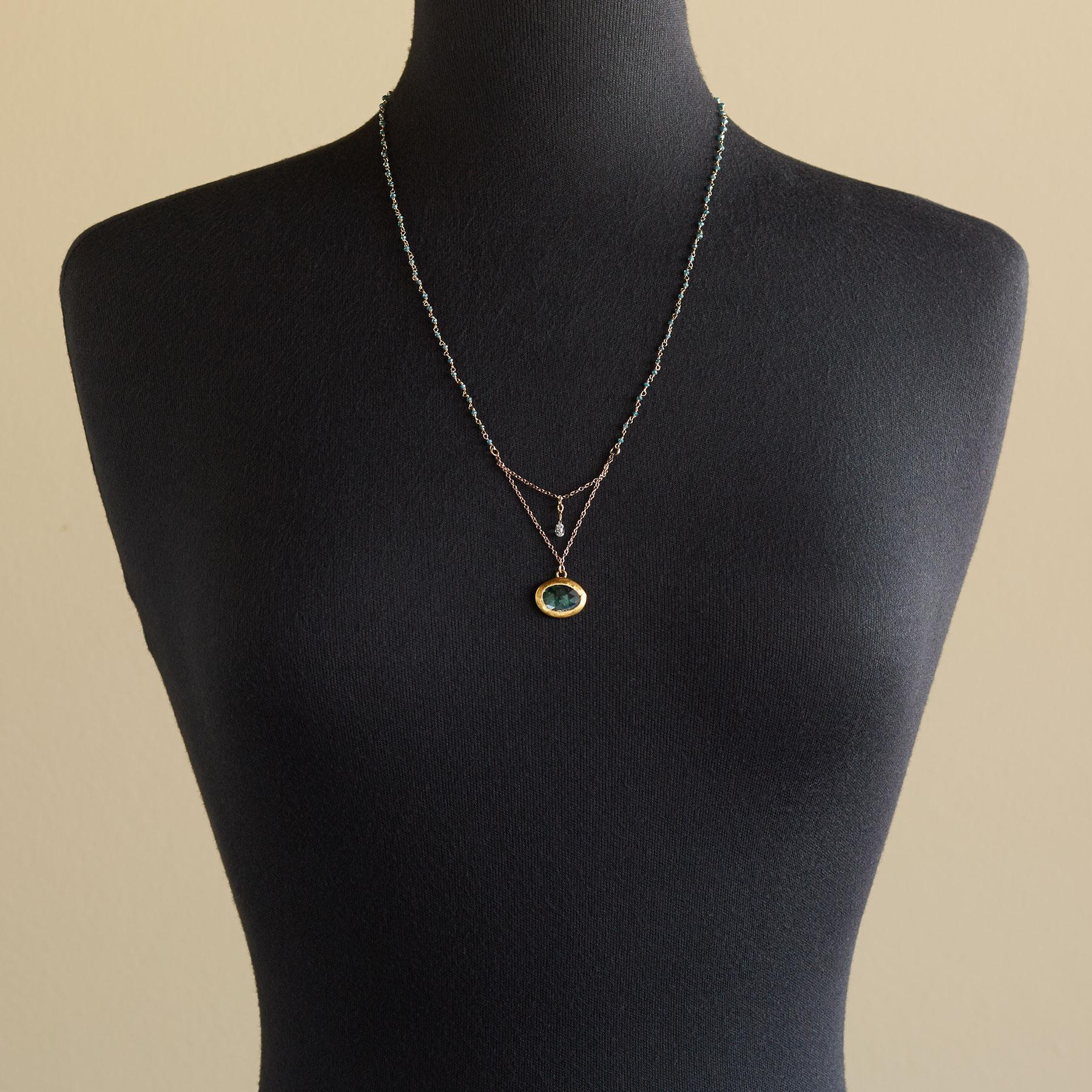 GRAND ELEGANCE NECKLACE: View 4