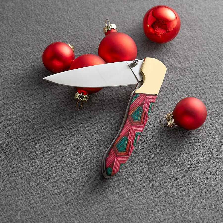 KALEIDOSCOPE POCKET KNIFE