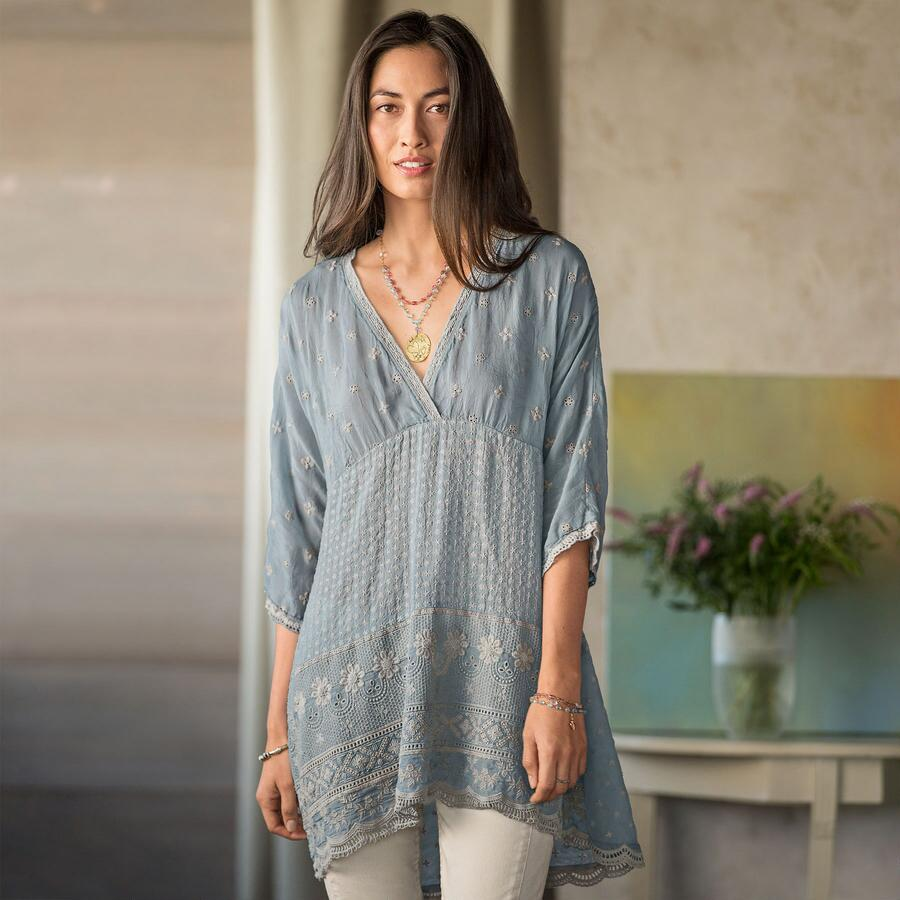 SAGEBRUSH HI LOW TUNIC