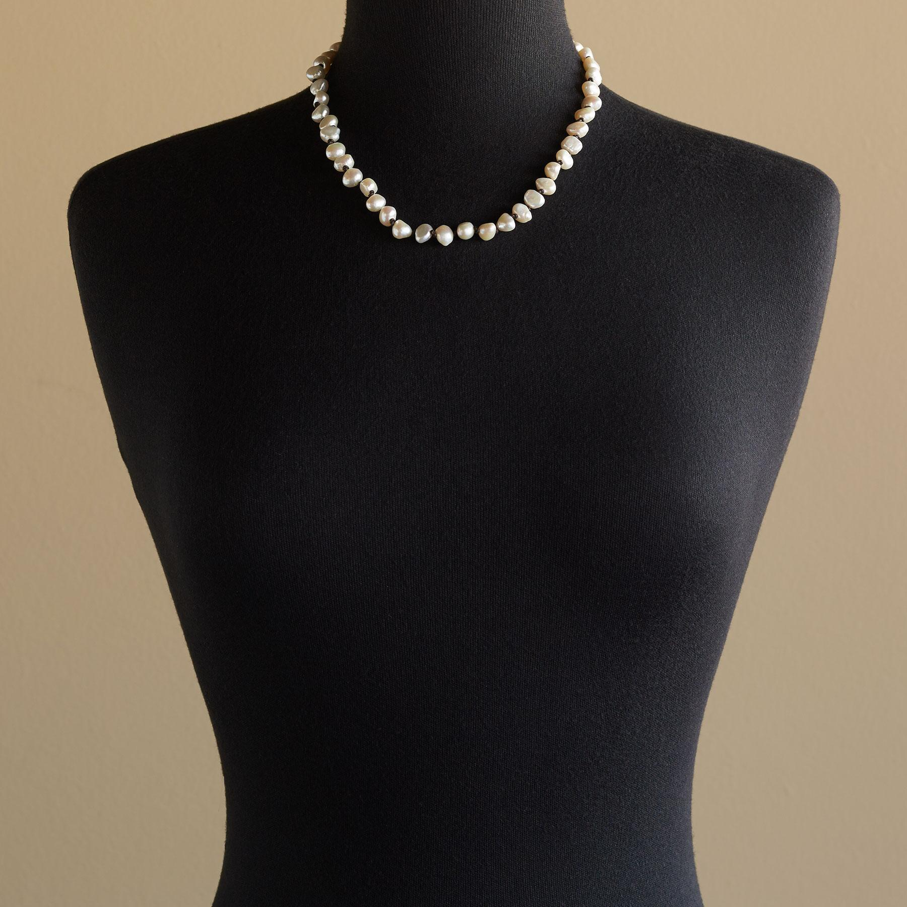 PEARL STORYLINE NECKLACE: View 4