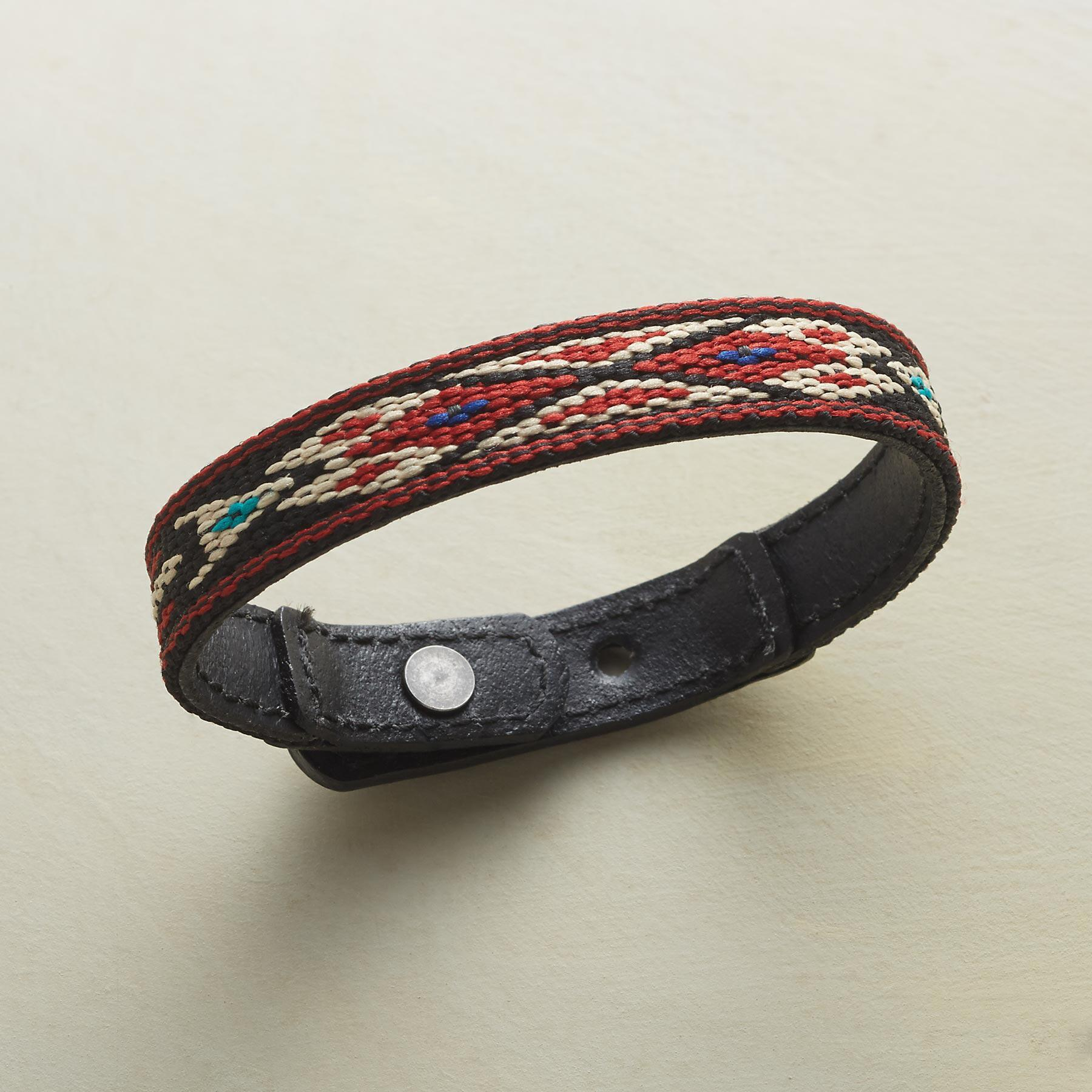 MOJAVE WEAVE WRISTBAND: View 1