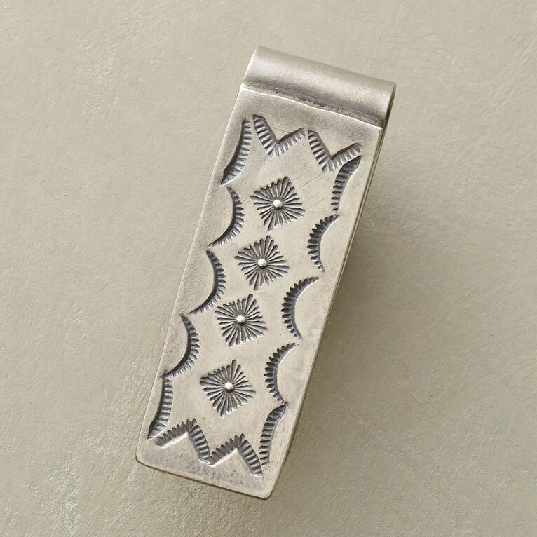SUN RAY MONEY CLIP