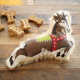 CLASSIC REINDEER DOG TOY