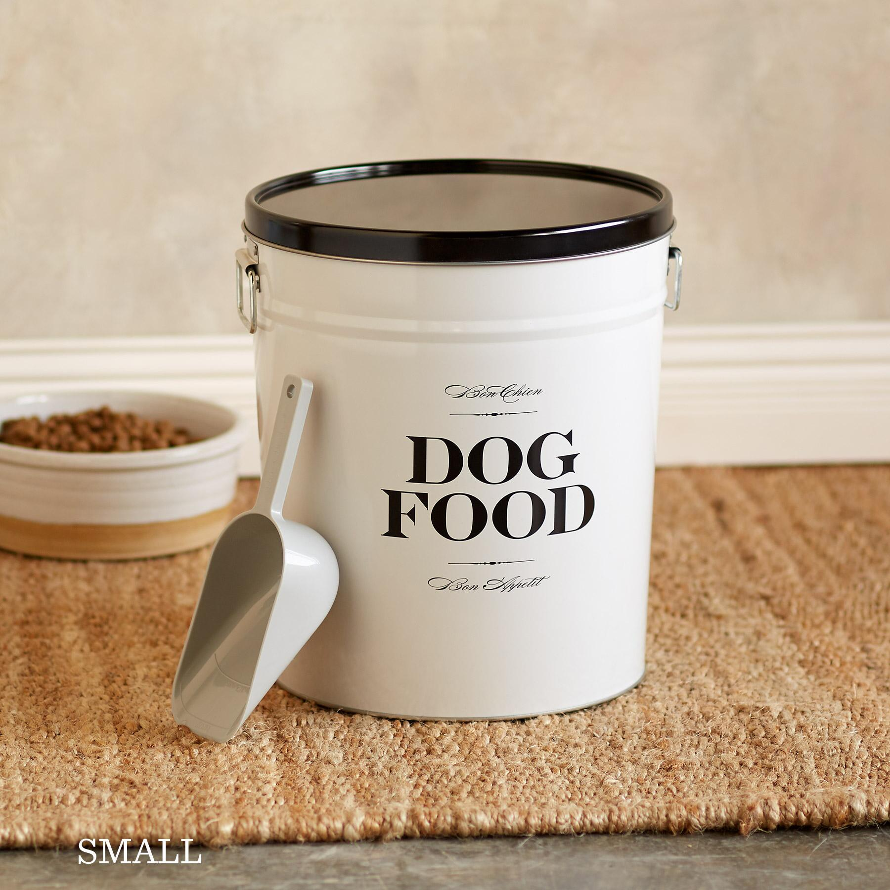 BON CHIEN DOG FOOD TIN: View 2
