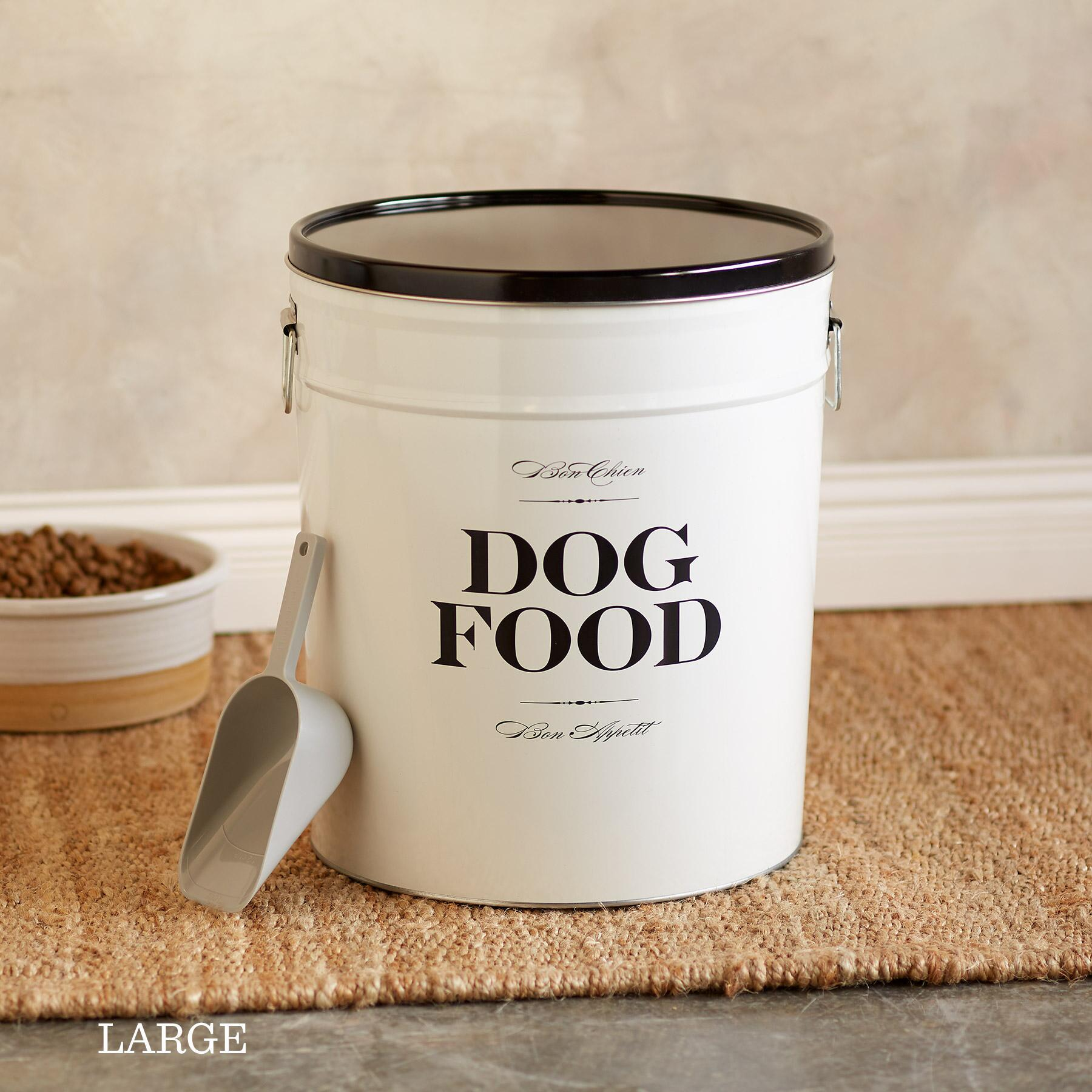 BON CHIEN DOG FOOD TIN: View 3