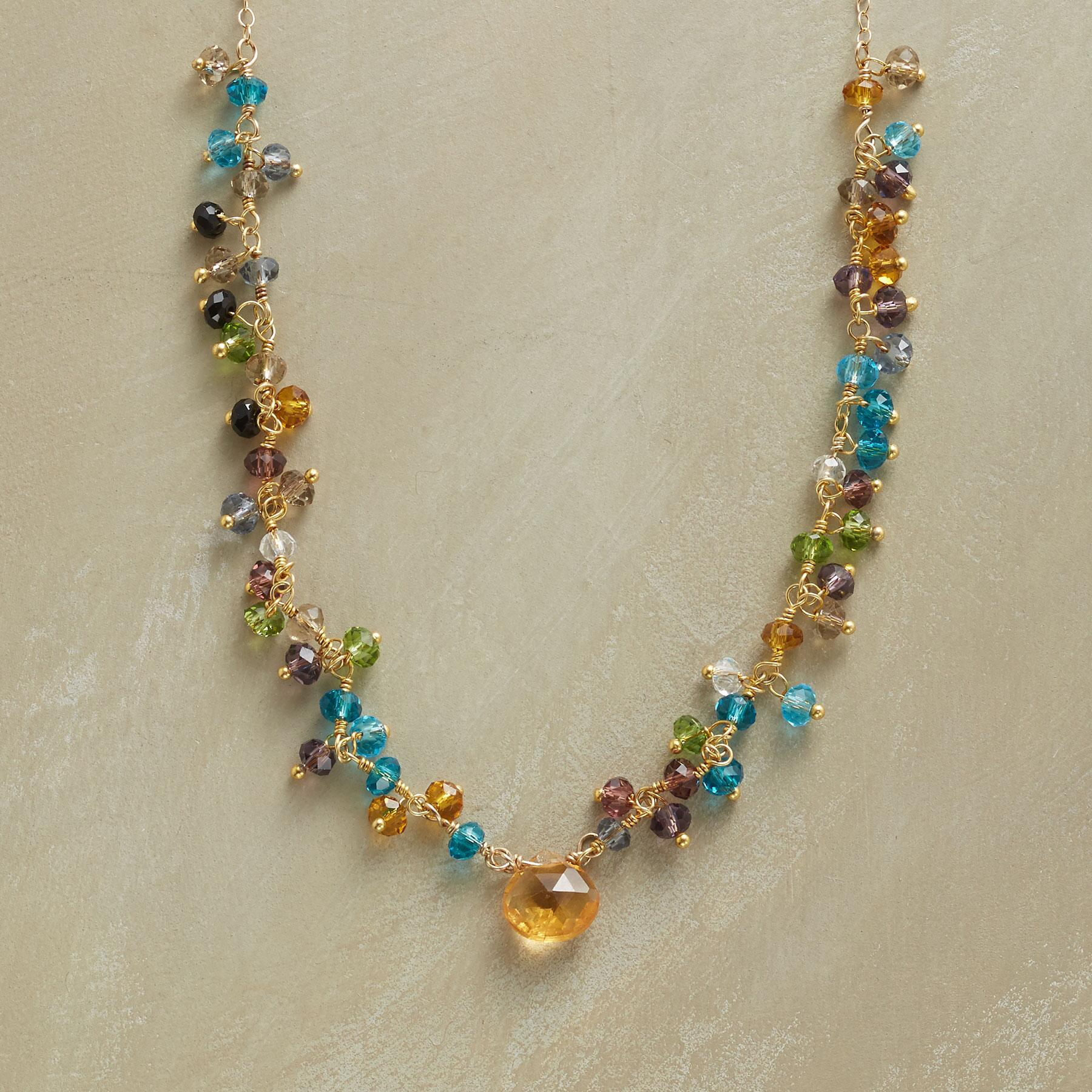 MIRABELLA NECKLACE: View 1