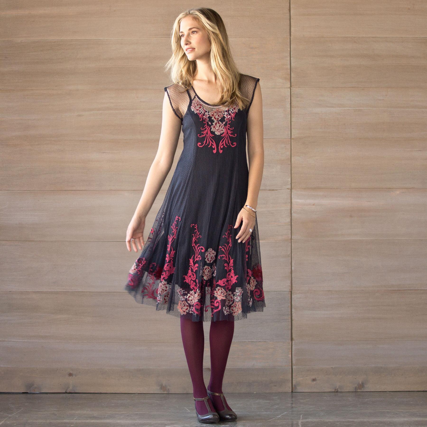 ROSE OF PERSIA DRESS: View 1