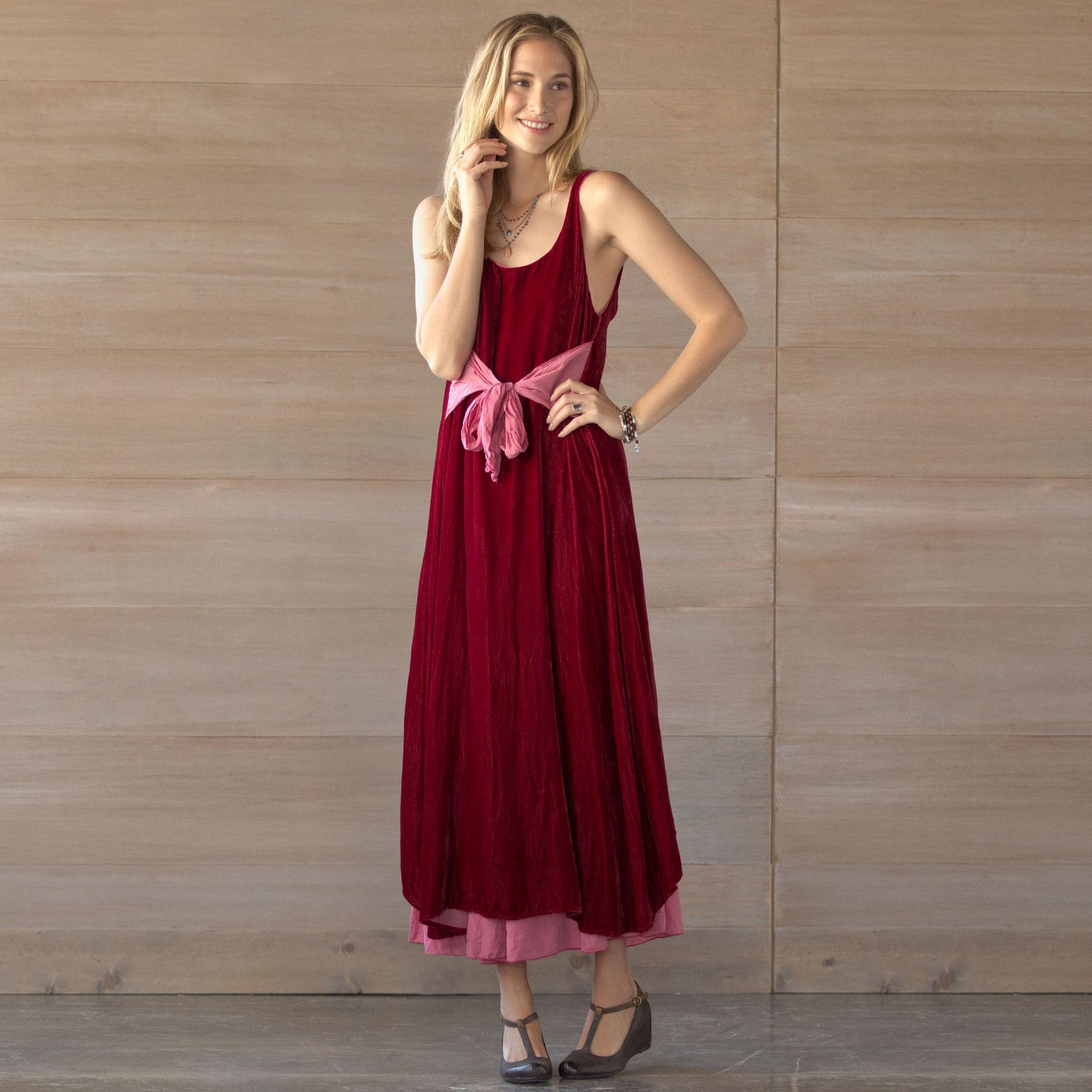 CARMEN DRESS: View 1