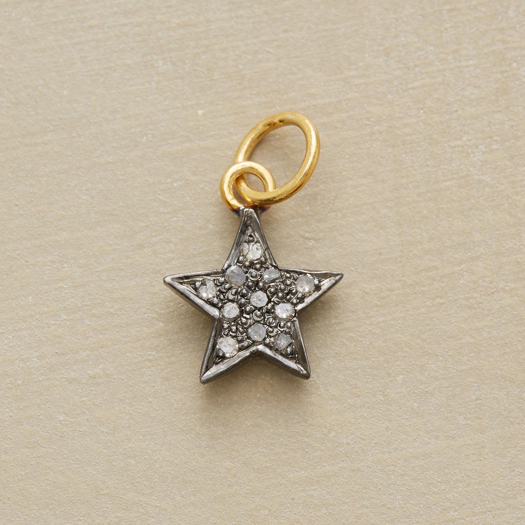 PAVE DIAMOND STAR: View 1