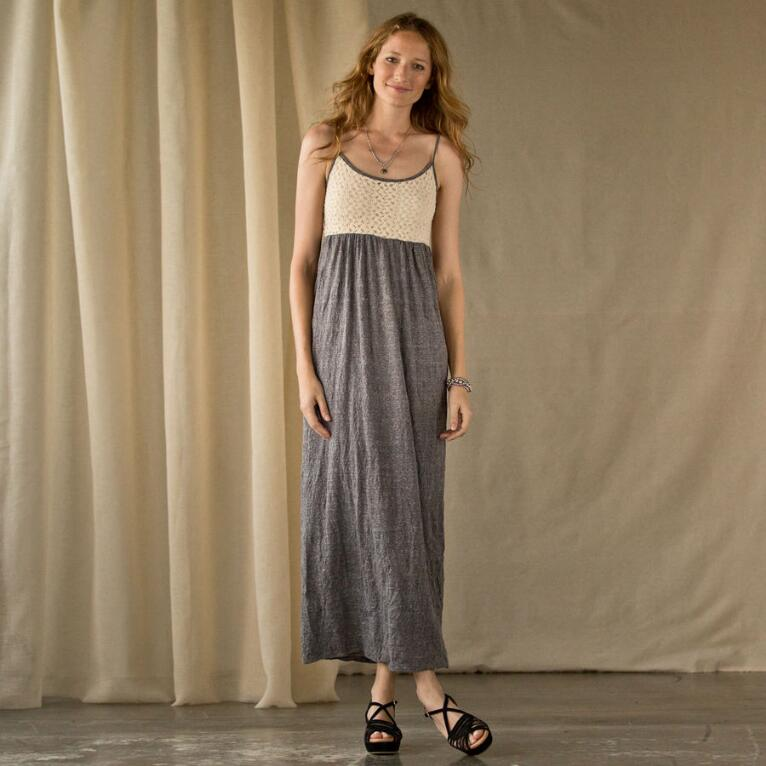 INDIAN SUMMER MAXI DRESS