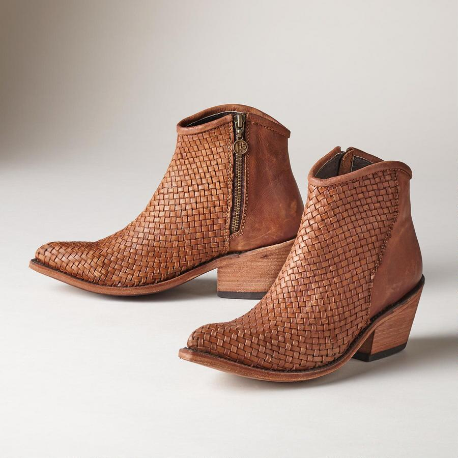 MADISON COUNTY BOOTS