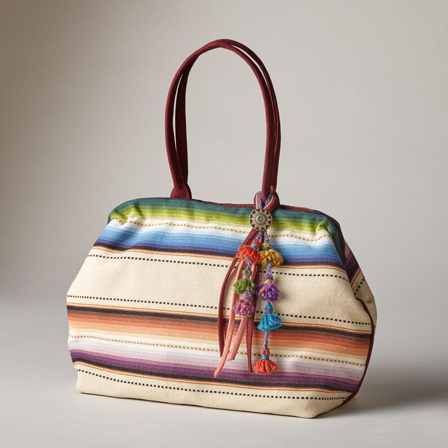 SERAPE SUNSET BAG