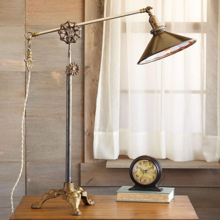 HOBBLE CREEK CANYON TABLE LAMP