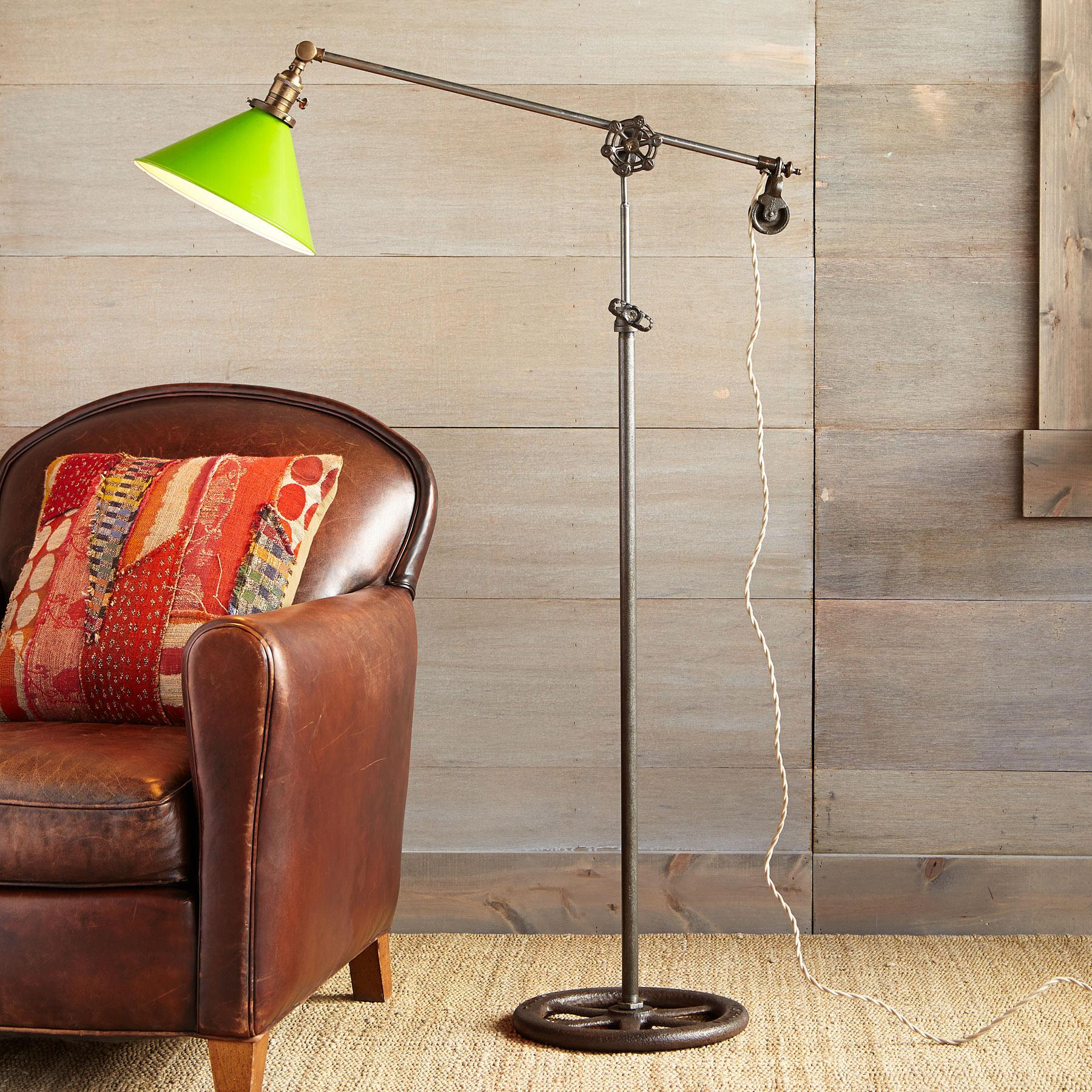 MONUMENT VALLEY FLOOR LAMP: View 1