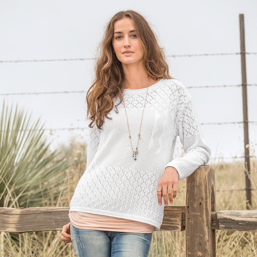 TEXAS TWO STEP PULLOVER
