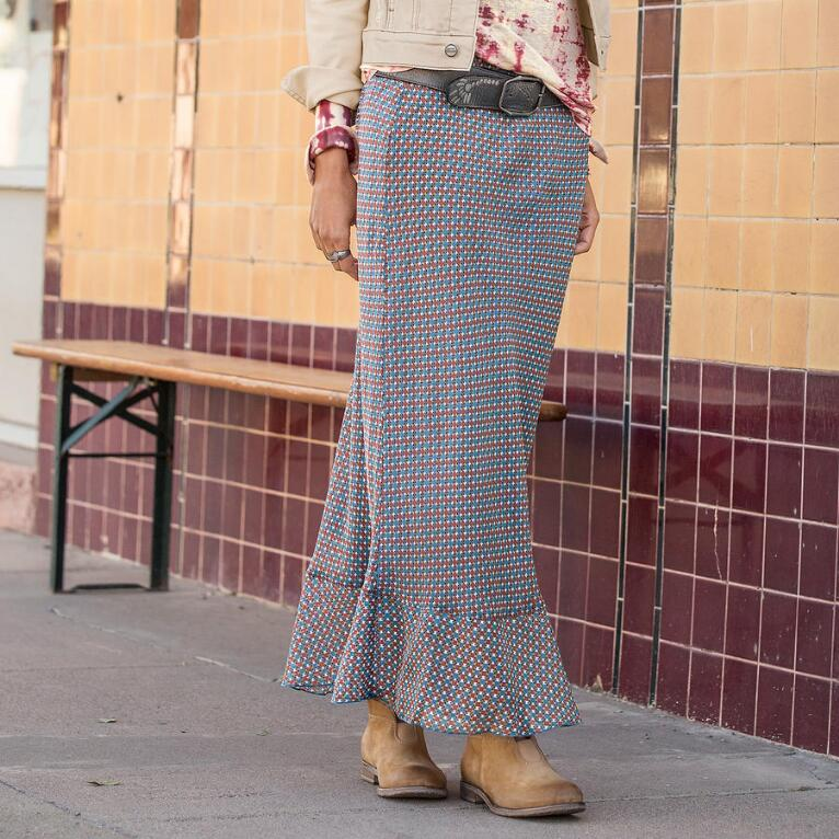 CAMBRIDGE LONG SKIRT