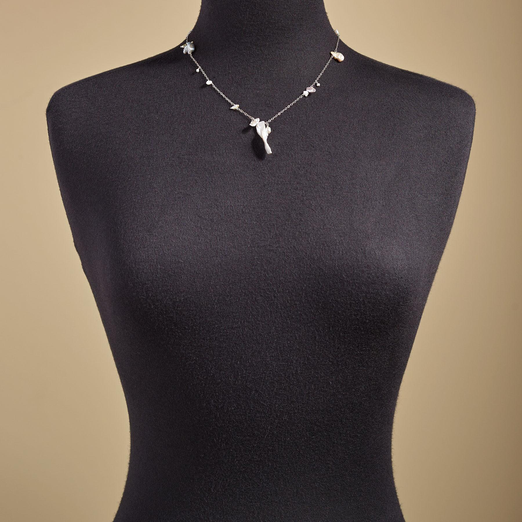 PEARL PANDEMONIUM NECKLACE: View 4