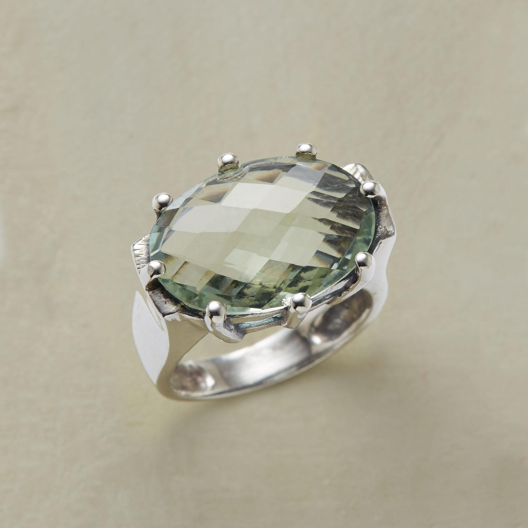 PROMINENCE RING: View 1