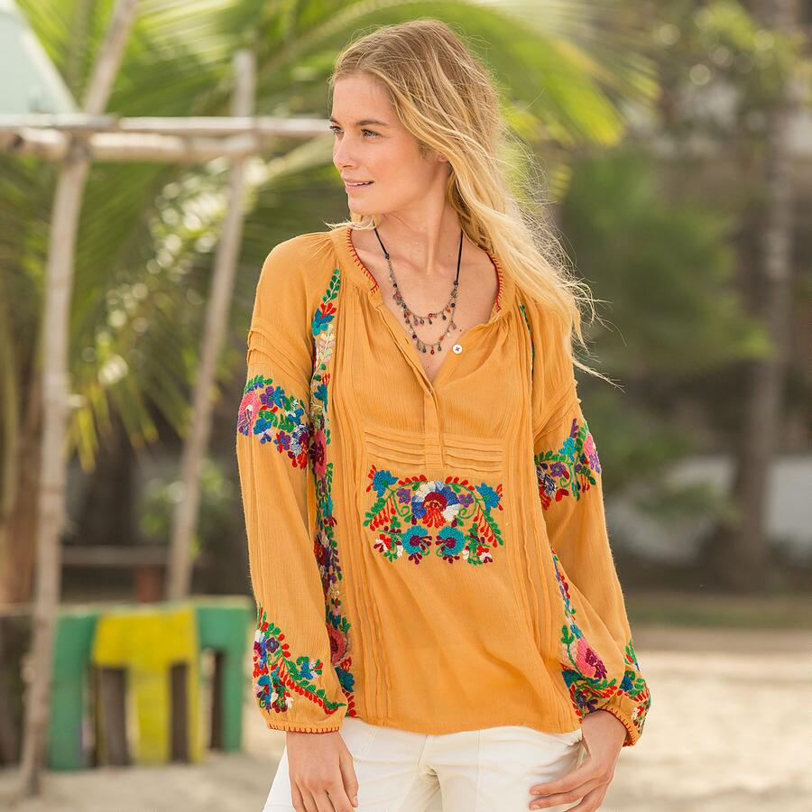 FABLED FLOWER TOP