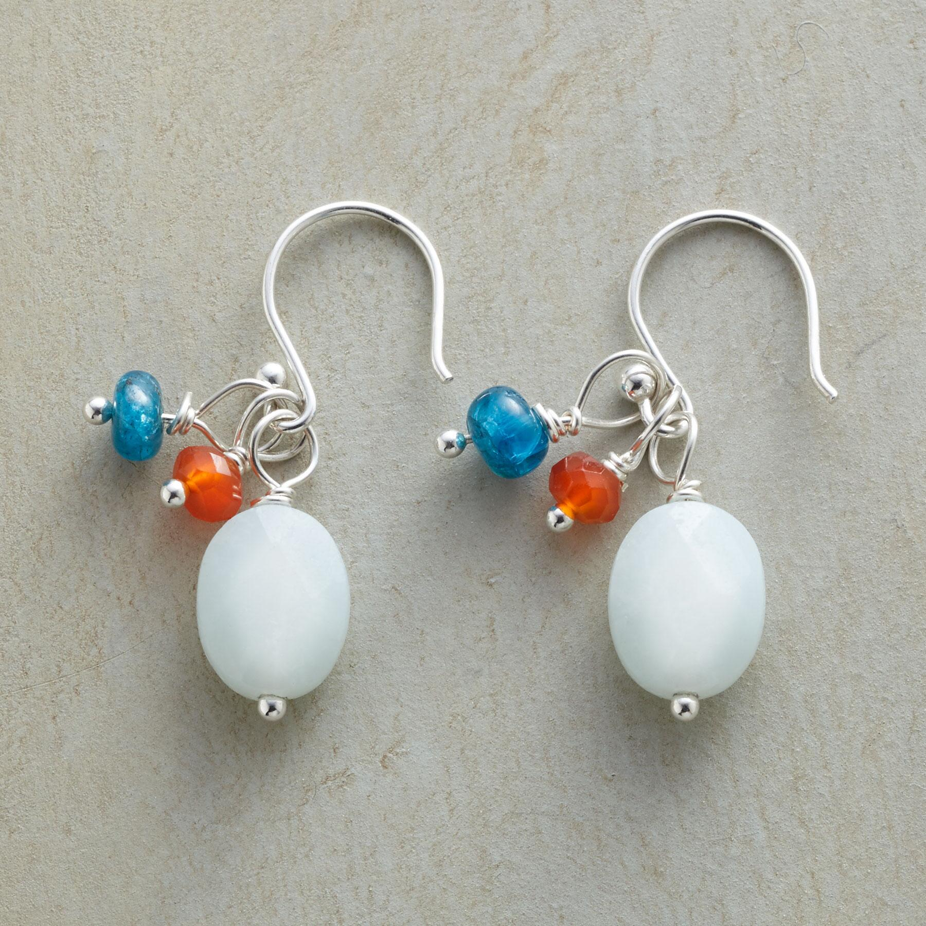 MINT BRIO EARRINGS: View 1