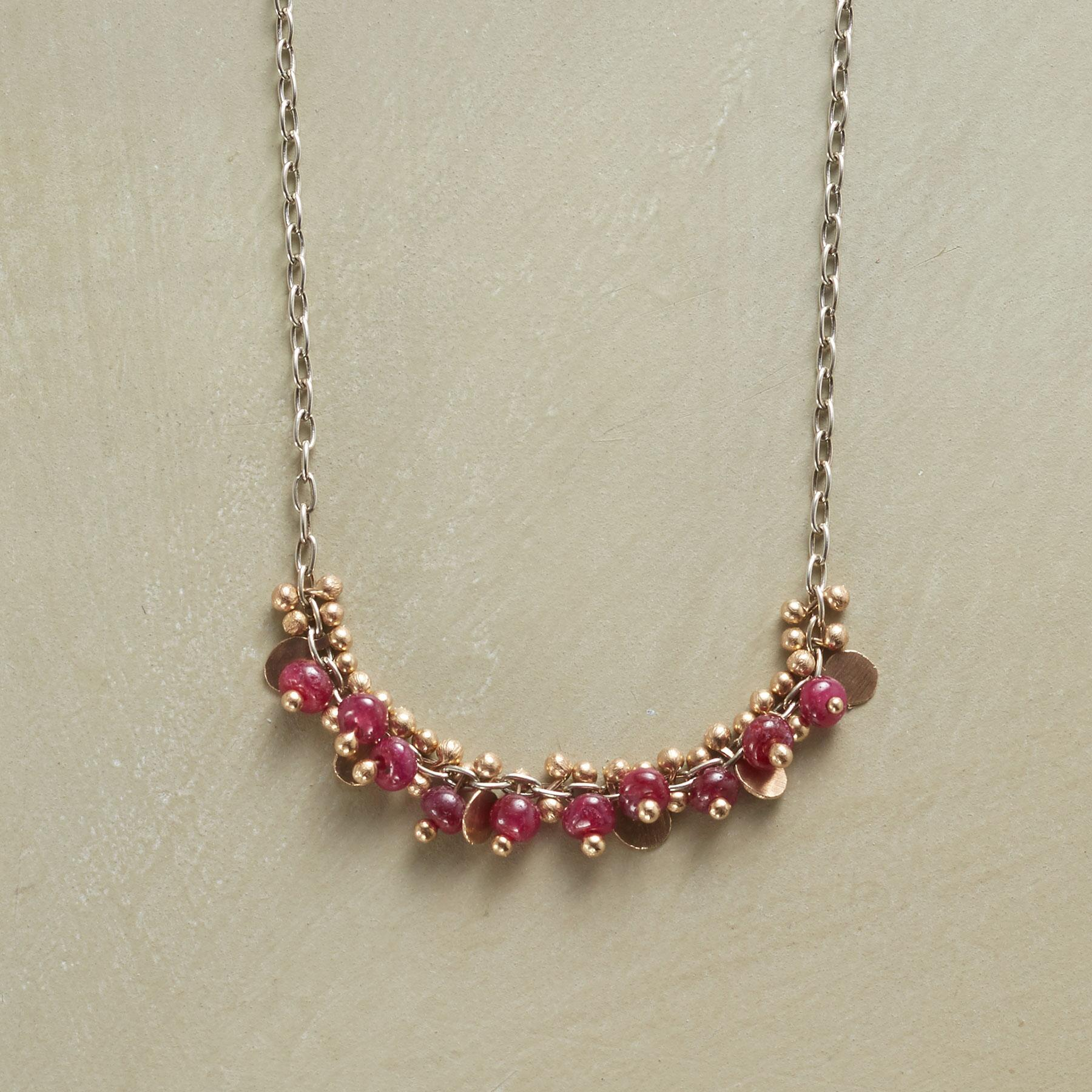 RUBIES JUBILEE NECKLACE: View 1