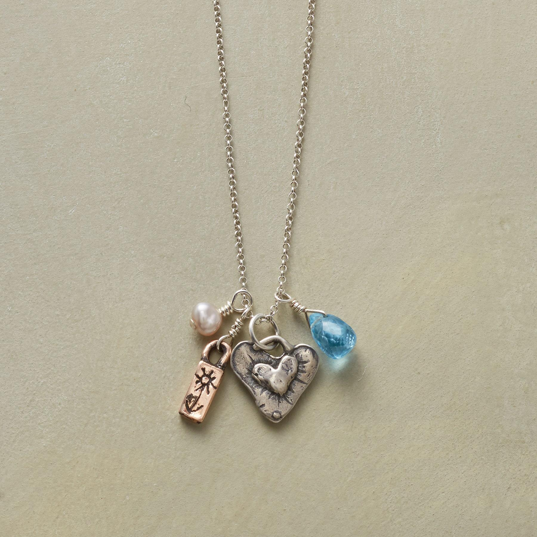 ANGEL OF MINE NECKLACE: View 1
