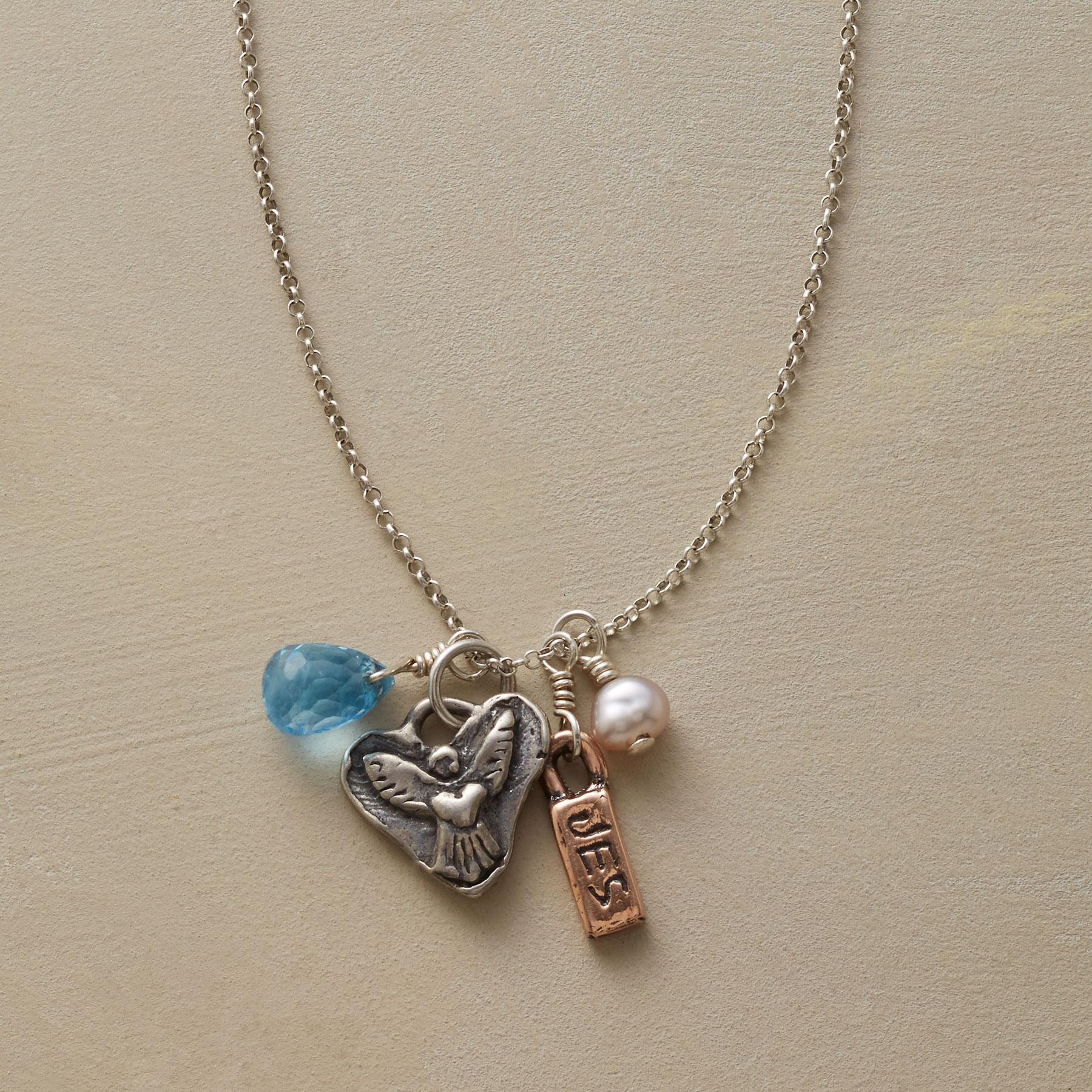 ANGEL OF MINE NECKLACE: View 4