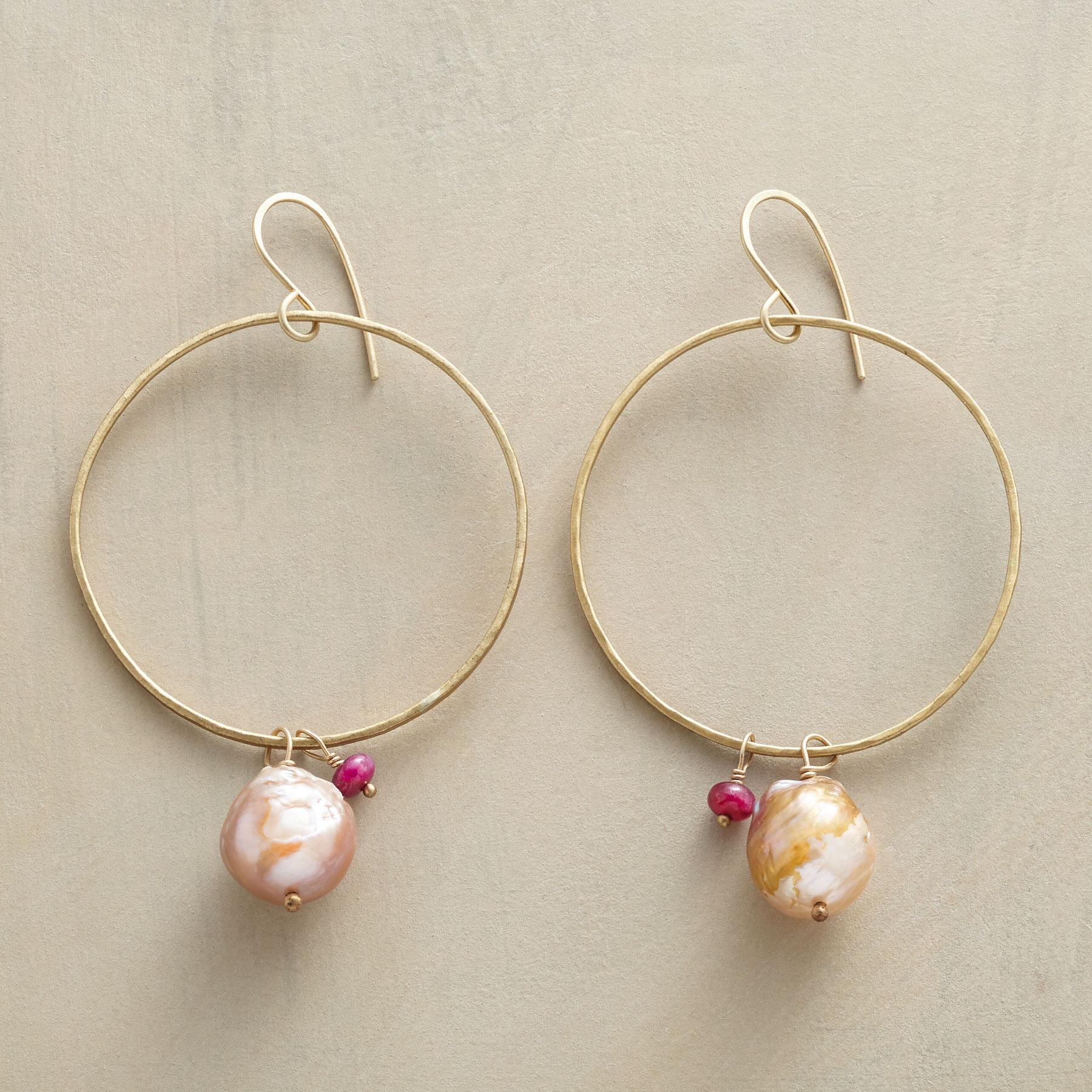 BAROQUE EARRINGS: View 1