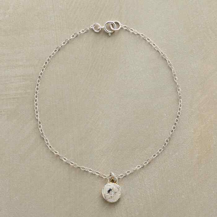 STERLING SILVER LITTLE BIT BRACELET
