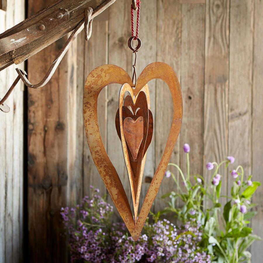 LAYERS OF LOVE HANGING ART