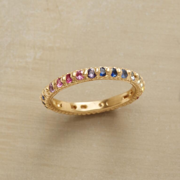 COTSWOLD RAINBOW RING