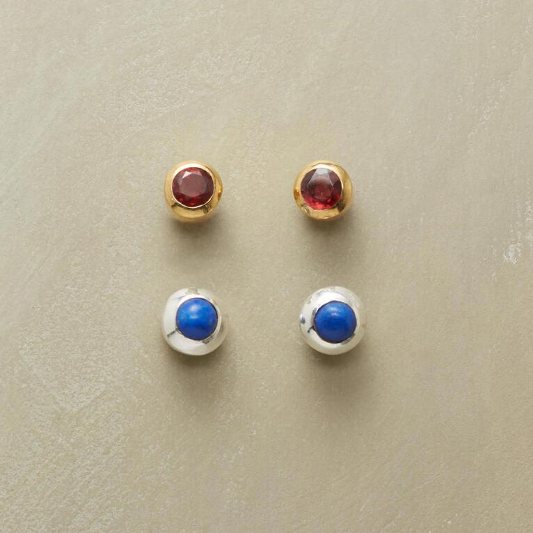PRIMARILY PERFECT EARRINGS, SET OF 2