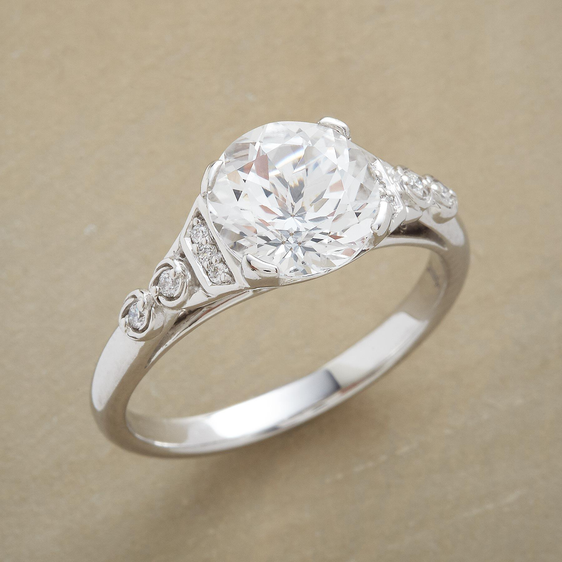 LOVE SHINES RING: View 1
