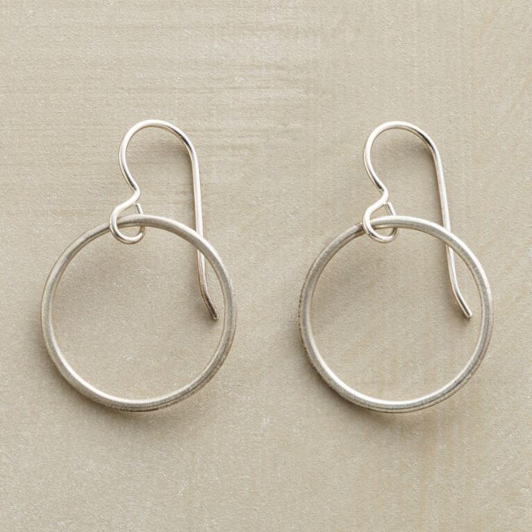 RECIRCLED EARRINGS