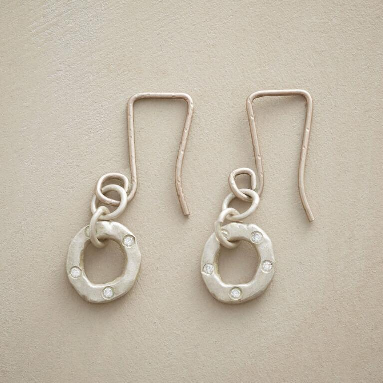 DECADES DIAMOND EARRINGS