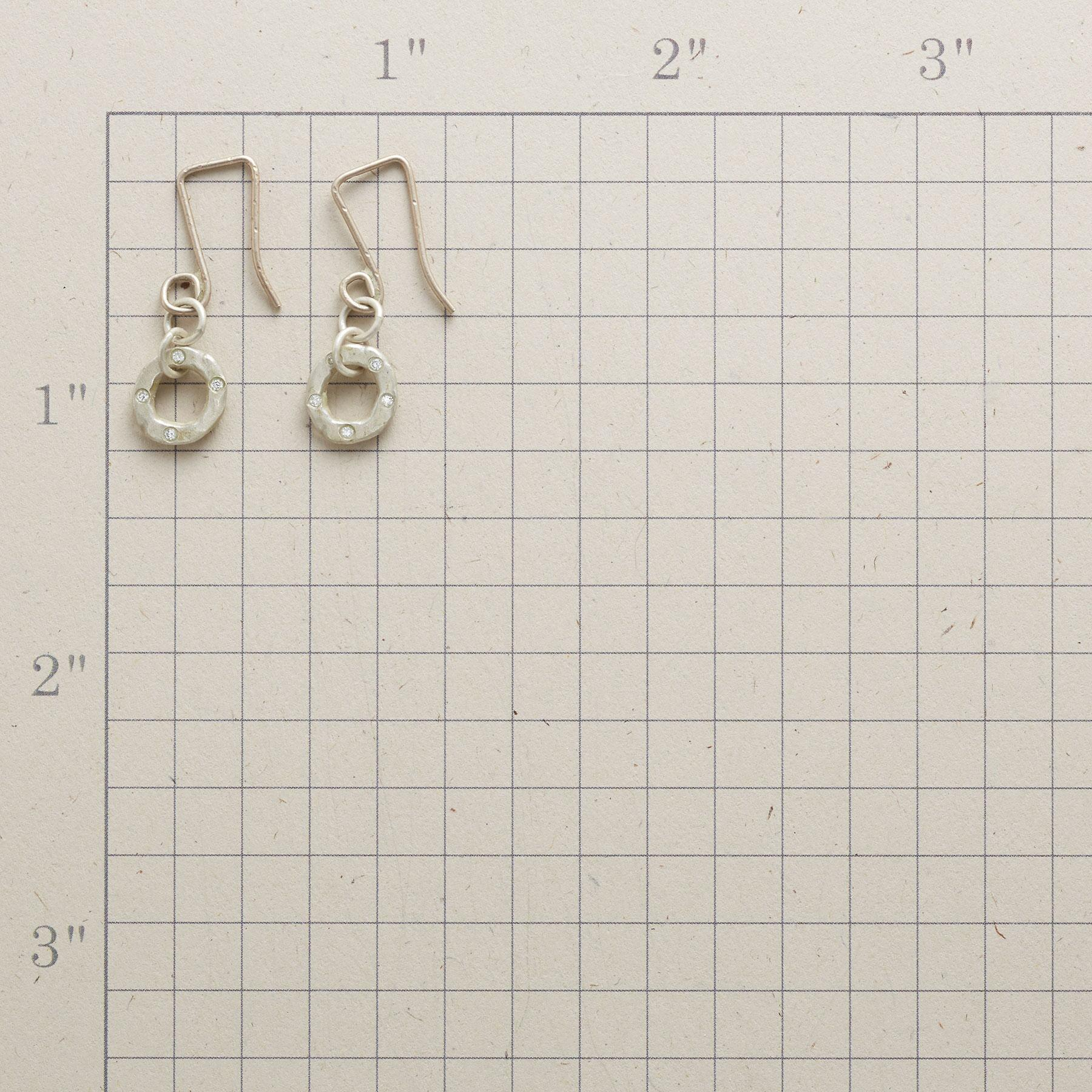 DECADES DIAMOND EARRINGS: View 2
