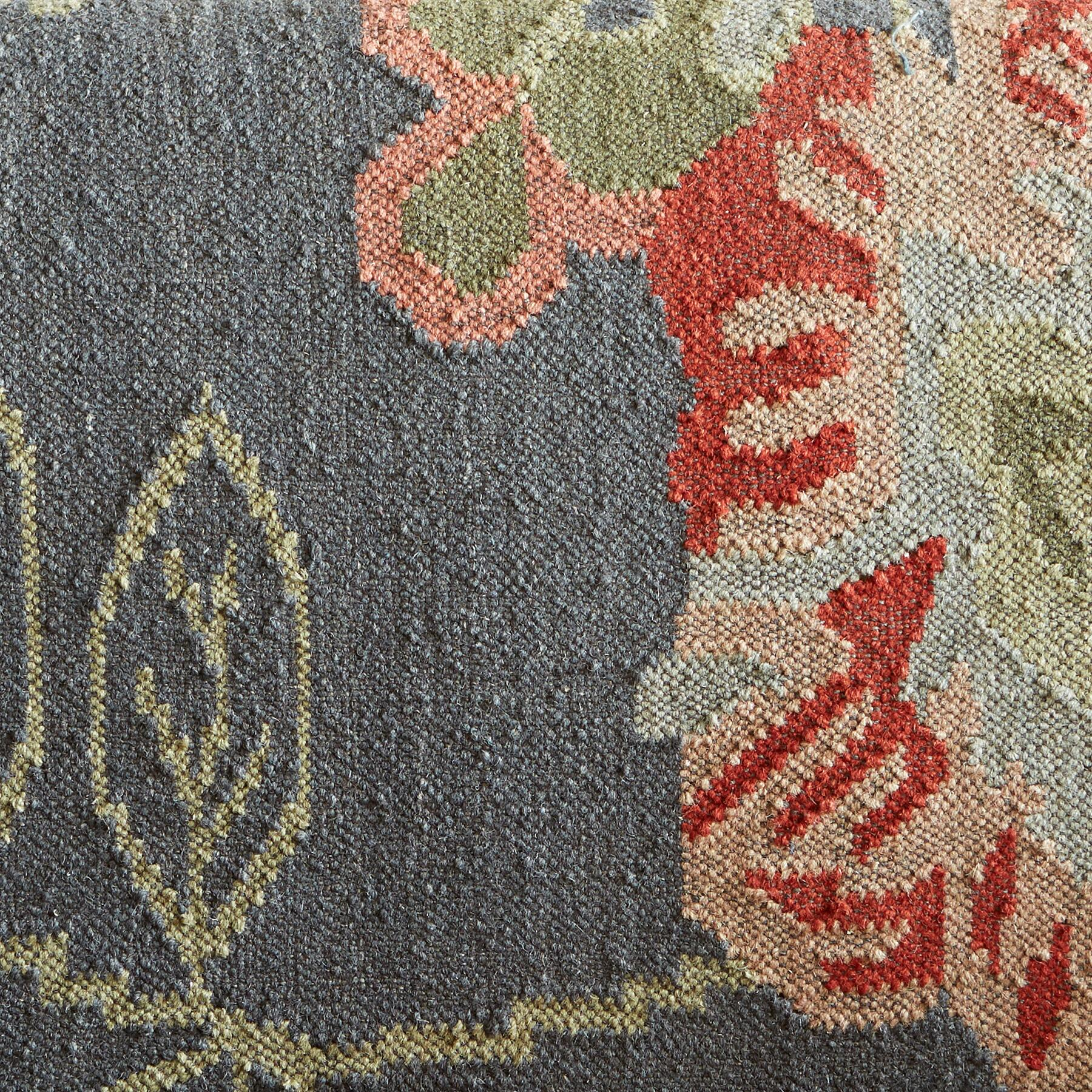 MOON GARDEN KILIM LOVESEAT: View 5