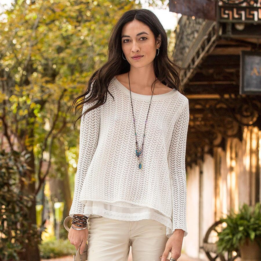 VESPER SPARROW SWEATER