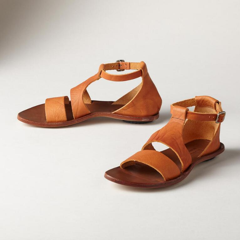 MANDARINE SANDALS BY CYDWOQ