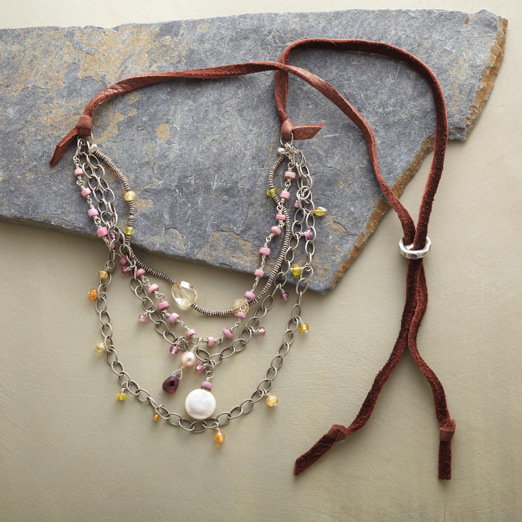 RITES OF SPRING NECKLACE: View 2