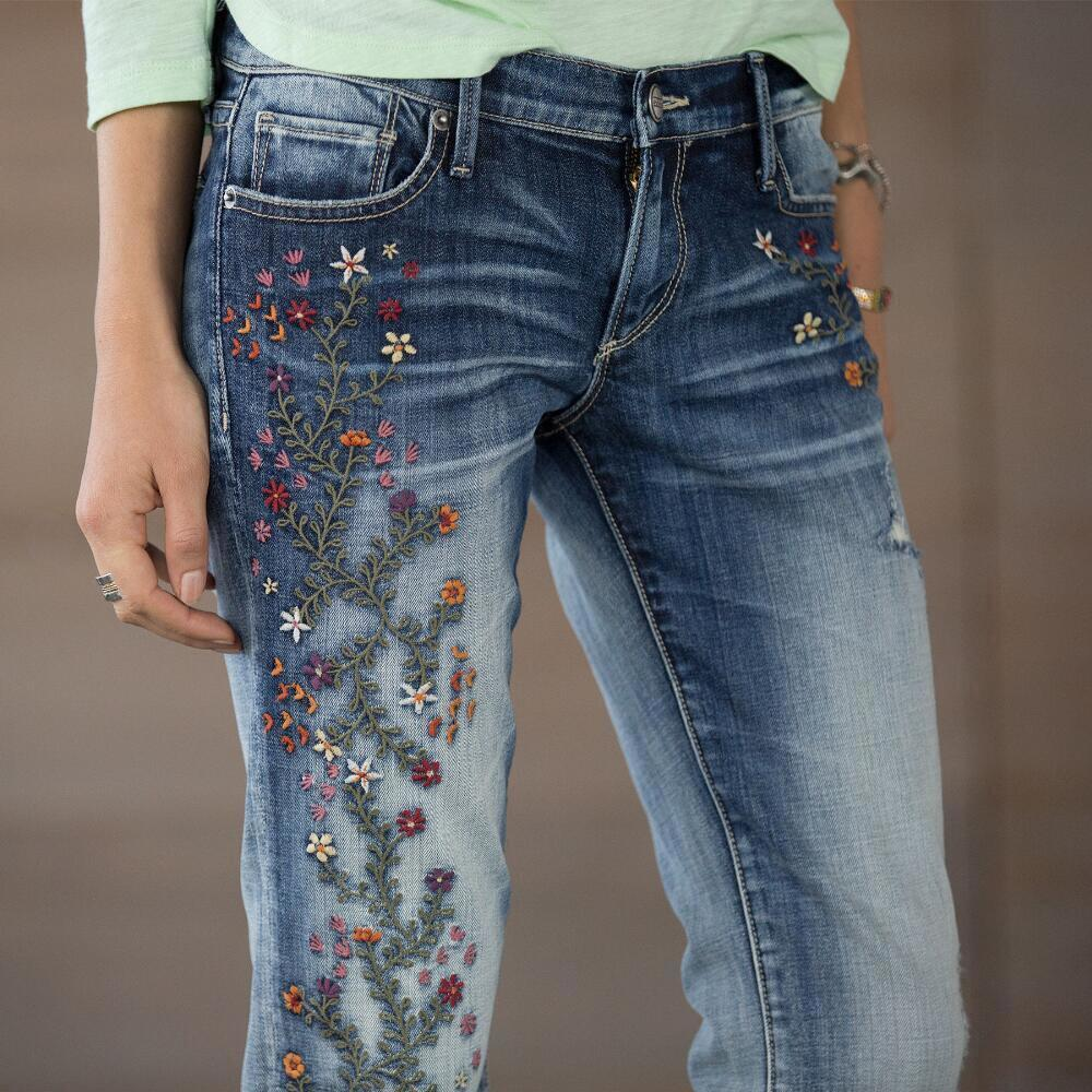 KELLY STRAWBERRY JEANS BY DRIFTWOOD: View 3